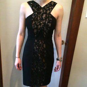 Black BcBg sexy dress